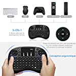 Mini-Clavier-Sans-Fil-GooBang-Doo-Clavier-Bluetooth-Portable-24GHz-avec-Touchpad-Pav-Compatible-avec-Box-Android-TV-PC-Ordinateur-Portable-Raspberry-Pi-Smart-TV-Xbox-360-Projecteur-PS3-HTPC