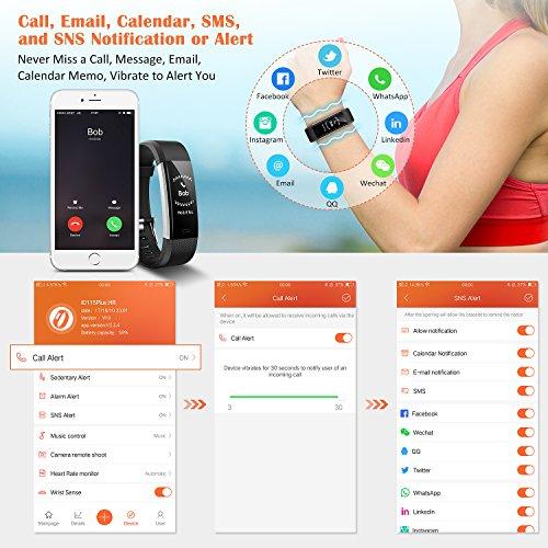 Zoom IMG-3 mpow orologio fitness tracker activity