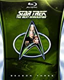 Star Trek: The Next Generation - Season 3 [Blu-ray][Region Free] [1989]