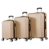 Best Luggage Sets - Merax Set of 3 Light Weight Hardshell 4 Review