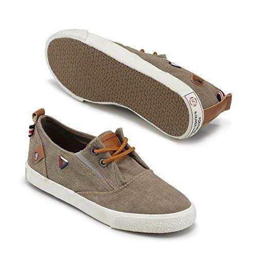 S, Oliver semi scarpa Marrone (Beige/Braun)
