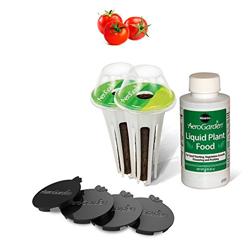 AEROGROW INTERNATIONAL INC - AeroGarden Heirloom Cherry Tomato Seed Pod Kit, 6-Pk. (Pod 6 Aerogarden)