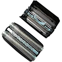 Xinvision Reemplazo Partes Maquinilla de afeitar Papel de aluminio para Braun 51B 8377 8385 8585 8590 8595 8795 8970 8975 8985 8986 8987 8990 8991 8995