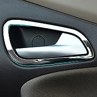 vyage (TM) coche abs cromado puertas de interior hand-clasping decoración anillo para