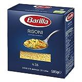 Barilla 20X risoni No. 26Pasta Italiana 500G