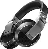 Pioneer HDJ-X7 Silber Ohrumschließend Kopfband - Kopfhörer (Ohrumschließend, Kopfband, Verkabelt, 5-30000 Hz, 1,2 m, Silber)