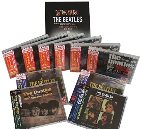 The Beatles Box - THE BEATLES 50th Anniversary