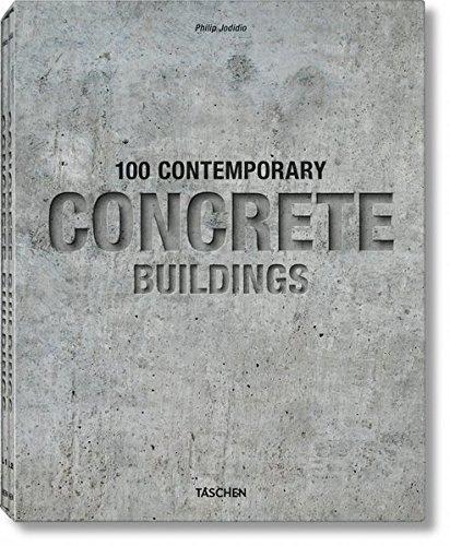 JU-25 100 Contemporary concrete buildings 2 volumes