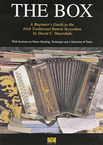 David Button (Box: Noten für Akkordeon: A Beginners Guide to the Irish Traditional Button Accordion)