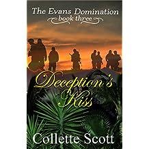 Deception's Kiss (The Evans Domination Book 3)