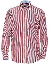 Casamoda - Camisa de manga larga para hombre