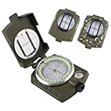CAMTOA Outdoor Multifunktions Kompass mit einem leuchtenden+ Tasche