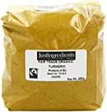 JustIngredients Essential Fairtrade Organic Turmeric Loose 250 g