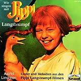 Songtexte von Astrid Lindgren - Wir singen mit Pippi Langstrumpf