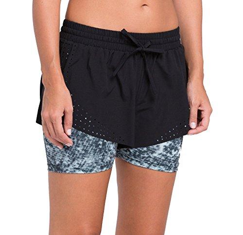 vansydical-fitness-donne-corsa-formazione-tessuto-allenamento-palestra-2-in-1-breve-nero-e-blu-m
