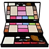 TYA Fashion Makeup Kit - 10 Eye Shadows Palette 4 Lip Colour 2