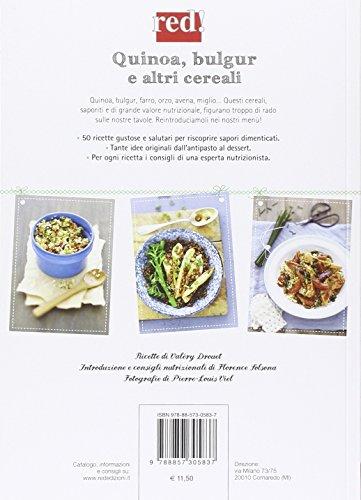 Zoom IMG-1 quinoa bulgur e altri cereali