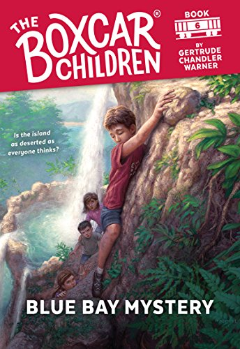 Blue Bay Mystery (The Boxcar Children Mysteries)