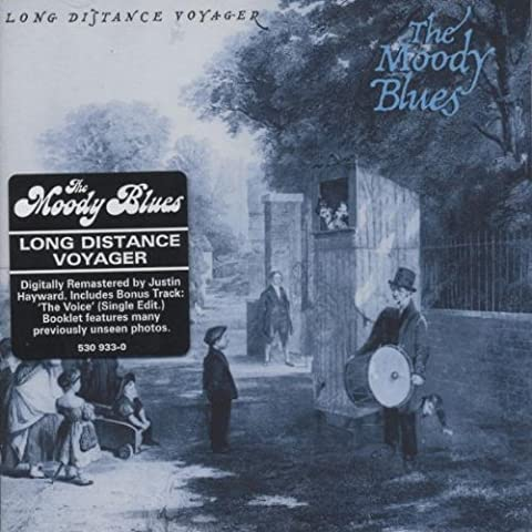 Moody Blues Cd - Long Distance Voyag [Import