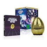 Ready Player One Ultimate Collector's Edition (Steelbook + leuchtendes Easter Egg aus Glas) (exklusiv bei Amazon.de) [Limited Collector's Edition] [Blu-ray]