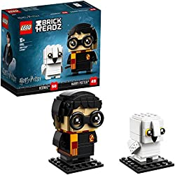 Brickheadz Harry Potter e Edvige, 41615