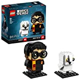 LEGO Brickheadz - Harry Potter & Hedwige - 41615 - Jeu de Construction