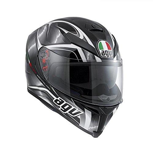 casco-moto-agv-k5-uragano-nero-pieno-di-gunn-moto