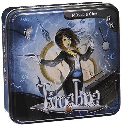 Asmodee - Timeline: Música y Cine (TIM05ES)