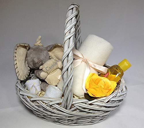 67543910d5f6d Panier cadeau de luxe unisexe pour bébé. Superbe cadeau pour maman ou  nouveau parent.