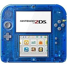 Console Nintendo 2DS - transparente bleu