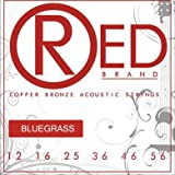Cleartone 7323 Acoustic RED Brand Copper Bronze, bluegrass