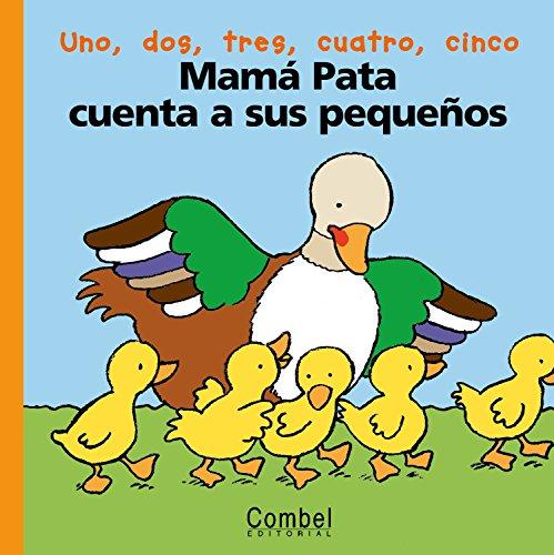 Mamá Pata cuenta a sus pequeños (Palabras menudas) por Marie-Helene Delval