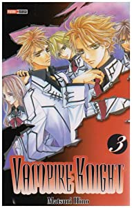 Vampire Knight Edition simple Tome 3