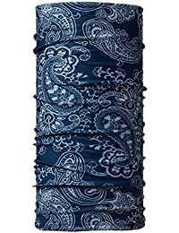 Buff National Geographic - Pañuelo multifuncional tubular, unisex, color azul (afgan blue), talla única