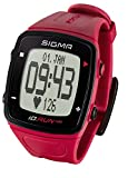 Sigma Sport ID.Run HR GPS Laufuhr, Rouge, One Size