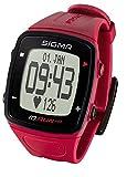 Sigma Sport ID. Run HR Montre GPS Course, Mixte, 24920, rot, taille unique