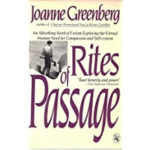 Rites of Passage by Joanne Greenberg (1985-05-03)