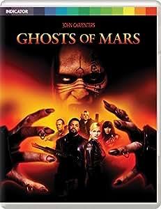Ghosts Of Mars (2 Blu-Ray) [Edizione: Regno Unito] [Edizione: Regno Unito]
