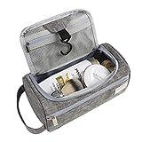 Eono Essentials, borsa appendibile da viaggio, weekender, palestra, accessori da toilette, unisex, da uomo e donna, colore grigio