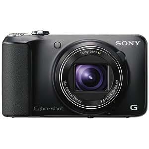 Sony DSC-HX10V Appareil photo numérique Zoom optique x16 18,2 Mpix 3D GPS Noir
