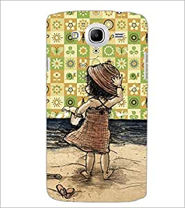 Printdhaba Cartoon D-4653 Back Case Cover For Samsung Galaxy Mega 5.8
