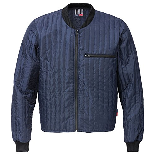 Fristad Kansas - Jacket Thermo 4808 MTH XX/Large Dark Navy 100775-540 2XL (Gewicht Thermo-unterwäsche)