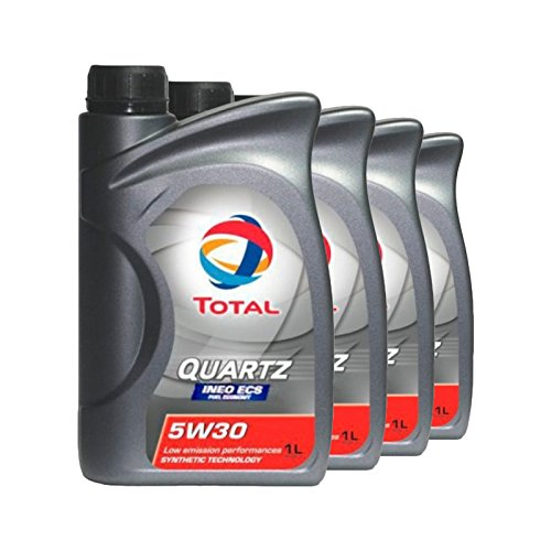 Olio motore Total Quartz INEO ECS 5W-30 Fuel Economy 5W30 4 L