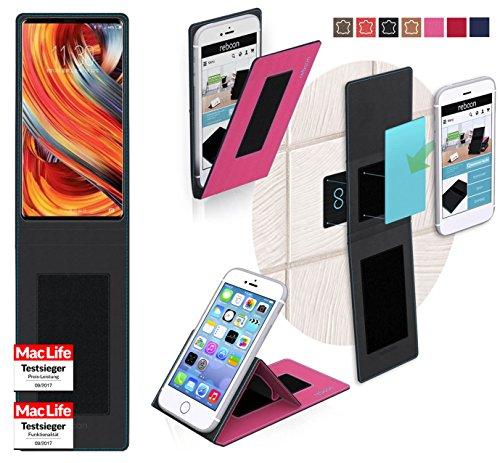reboon Hülle für Nubia Z17S Tasche Cover Case Bumper   Pink   Testsieger