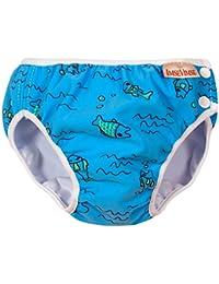 ImseVimse Schwimmwindel Badewindel Aquawindel für Jungen