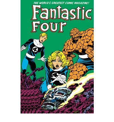[Fantastic Four Visionaries: John Byrne Volume 4 Tpb] [by: John Byrne]