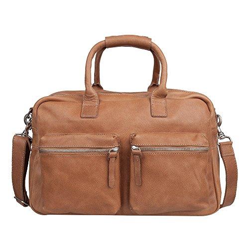 Cowboysbag 1030 Unisex-Erwachsene Henkeltaschen 42x27x15 cm (B x H x T) Camel (Braun)