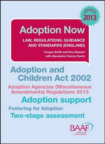 Adoption Now 2013