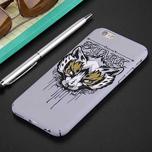 Phone case & Hülle Für iPhone 6 Plus / 6s Plus, Cartoon Tier Fox Pattern PC Schutzhülle ( SKU : IP6P1600D ) IP6P1600C