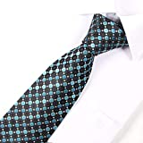 Photo de pyty123 Men's Formal Business Tie Group Casual Wedding Tie, Dark Blue par pyty123